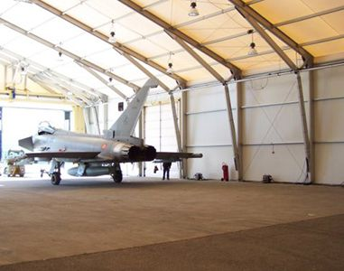 AirSpace, industrial buildings for aircrafts