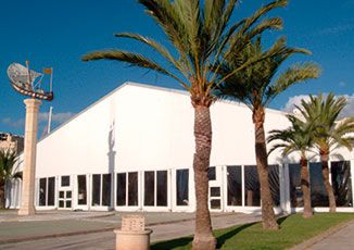 First industrial tent of 50m in Spain