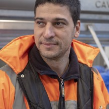 Pic of Stefan Petrescu