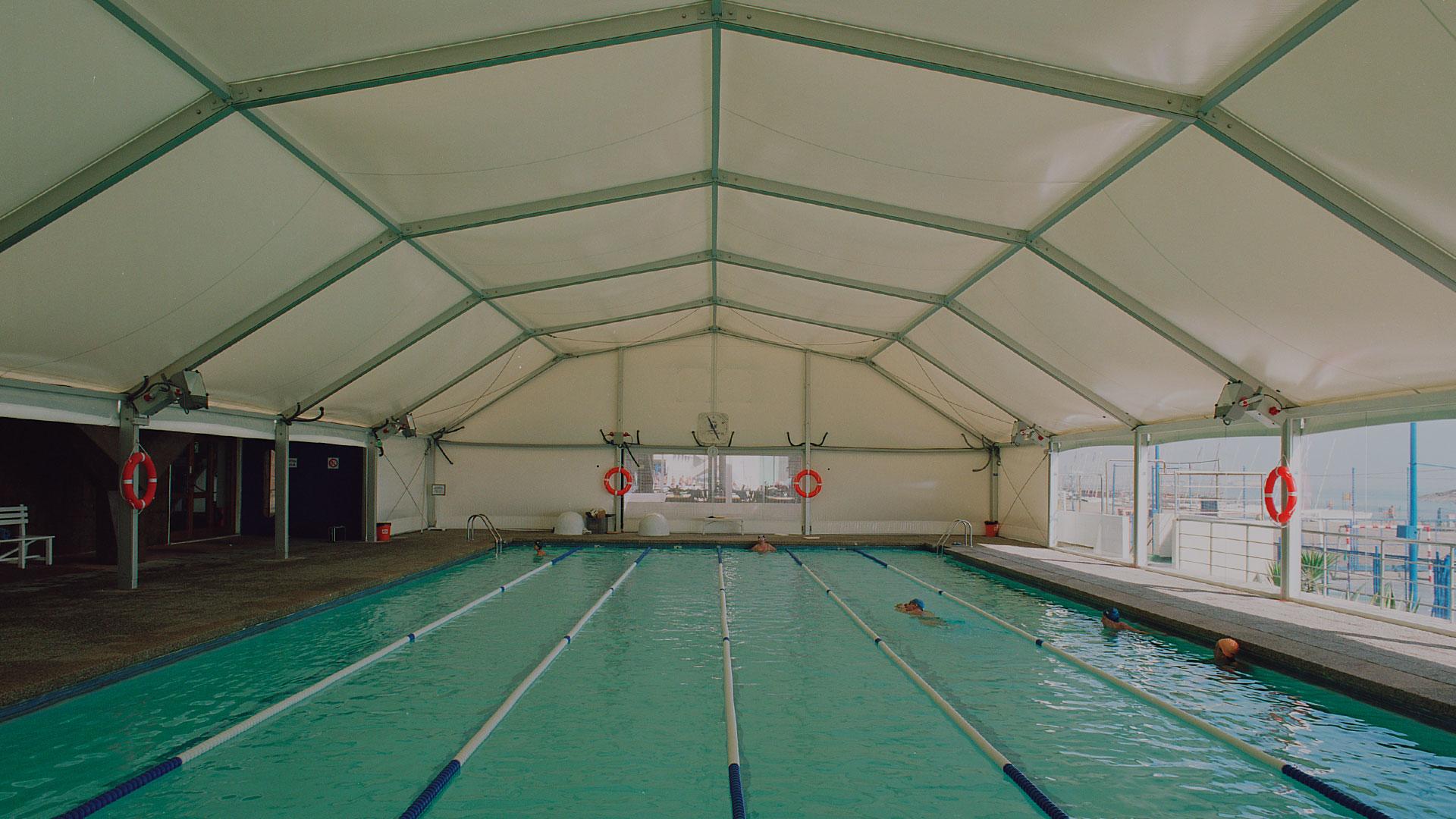 SportSpace, our sports pavilions