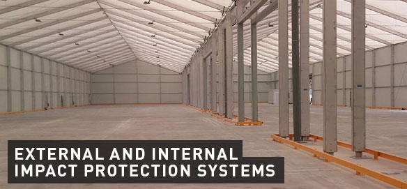 VALL's complements, internal impact protection systems