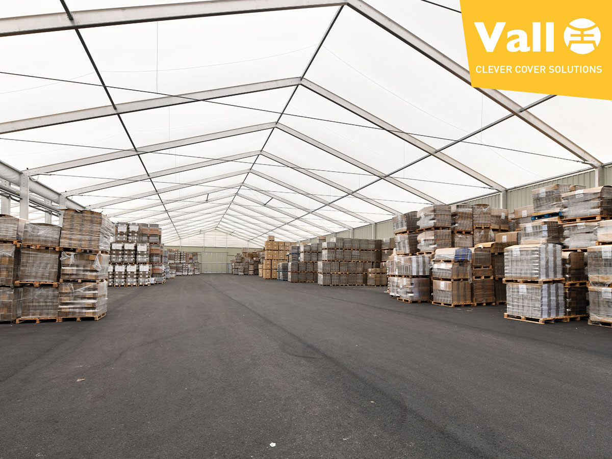 VALL Removable industrial buildings that contribute to development
