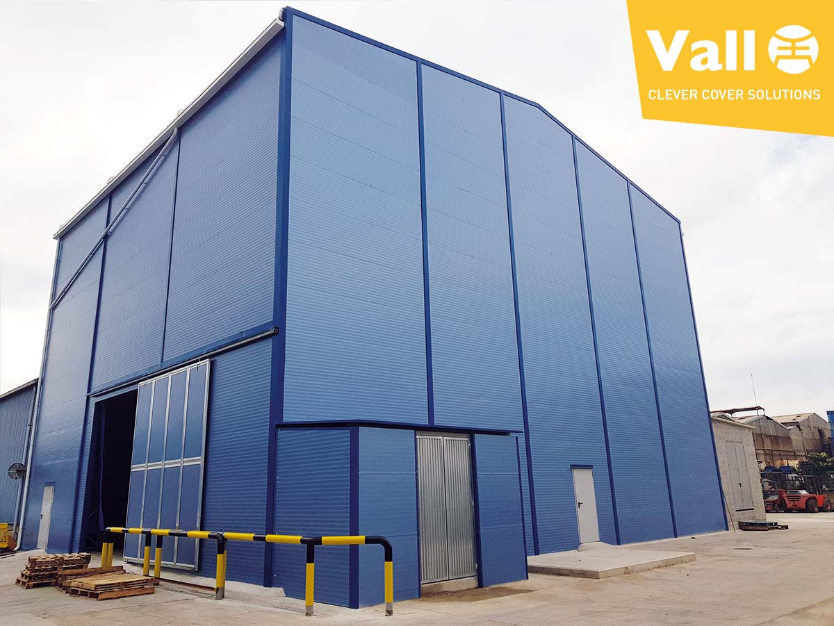 VALL - Main advantages of high-altitude logistics and warehousing.